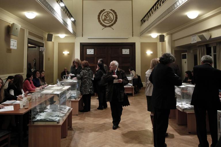 Δικηγορικοί σύλλογοι: Τα δίδυμα του β΄γύρου σε Αθήνα και Θεσσαλονίκη | tanea.gr