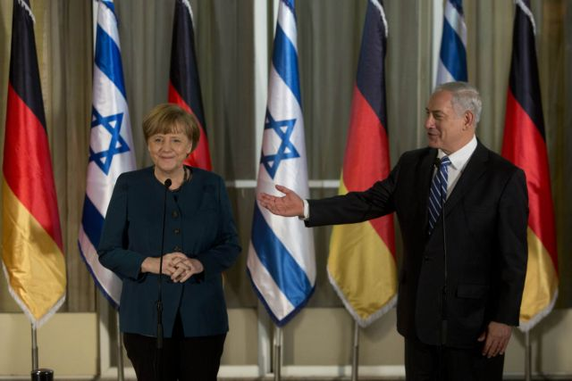 Η Μέρκελ πήγε στο Ισραήλ με όλο το υπουργικό συμβούλιο | tanea.gr