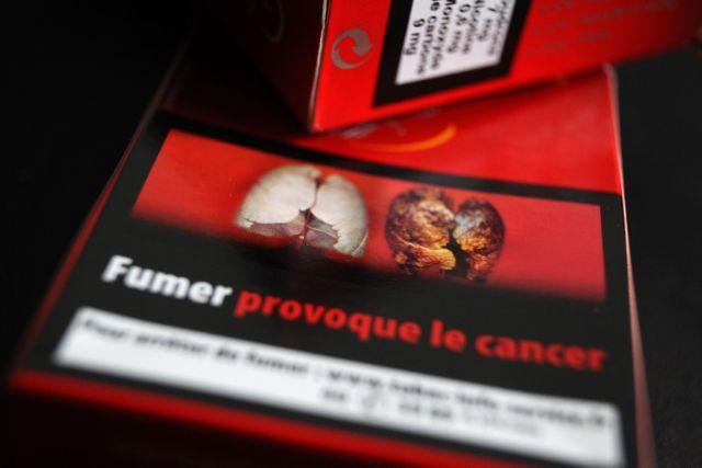 Η ΕΕ βάζει φωτογραφίες στα πακέτα των τσιγάρων   tanea.gr