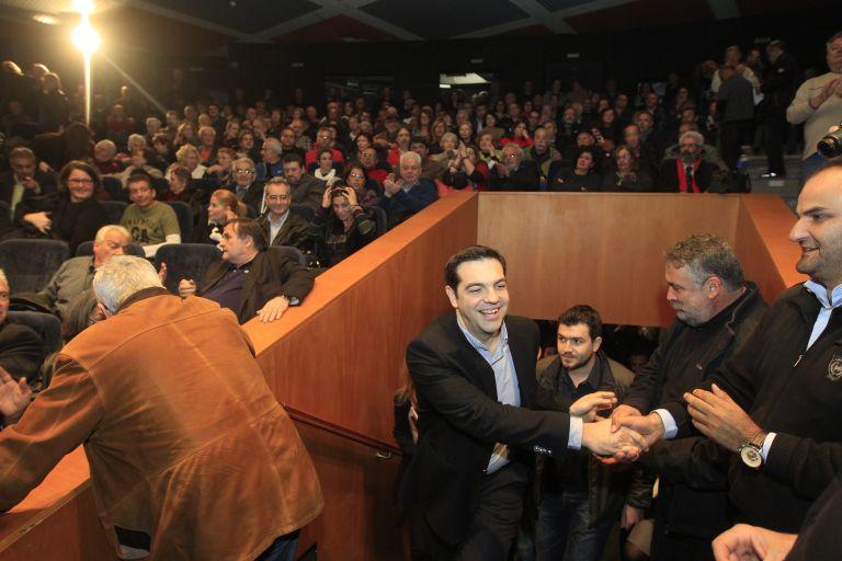 Τσίπρας: «Δεν μας δεσμεύουν τα σχέδια της κυβέρνησης για το Ελληνικό» | tanea.gr