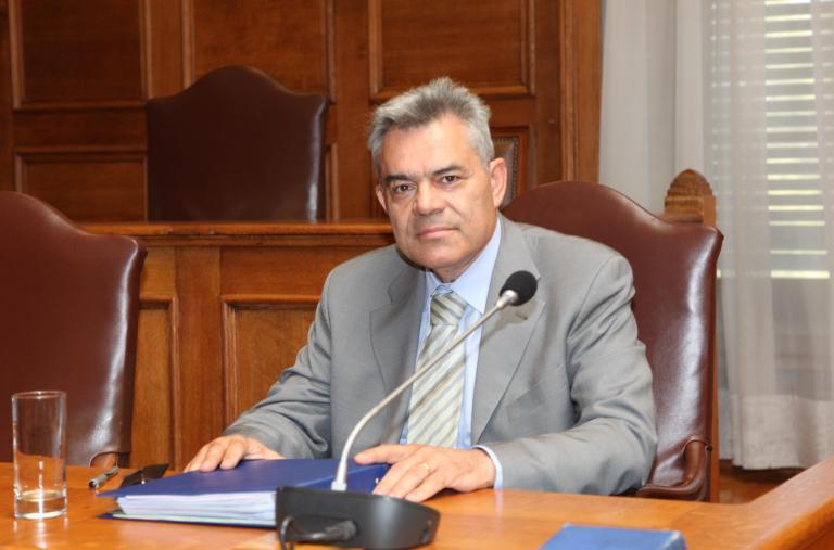 Ο Αρειος Πάγος επικύρωσε την ποινή τριετούς φυλάκισης στον Τάσο Μαντέλη   tanea.gr
