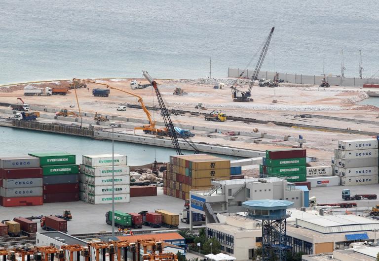 Οι Ρωσικοί Σιδηρόδρομοι θα υποβάλουν πρόταση και για το λιμάνι του Πειραιά   tanea.gr