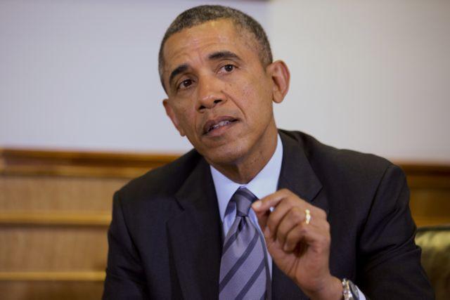 Ομπάμα: «Η Ρωσία βρίσκεται στη λάθος πλευρά της ιστορίας» | tanea.gr