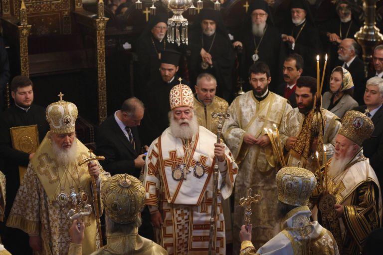 Συμφώνησαν στο Φανάρι για τη σύγκληση Μεγάλης Συνόδου της Ορθόδοξης Εκκλησίας το 2016 | tanea.gr