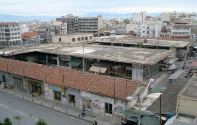 Διατηρητέο μνημείο η Δημοτική Αγορά της Χαλκίδας | tanea.gr