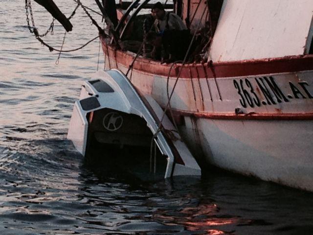 Ναυάγιο με επτά νεκρούς, δύο αγνοούμενους και οκτώ διασωθέντες μετανάστες στη Μυτιλήνη | tanea.gr