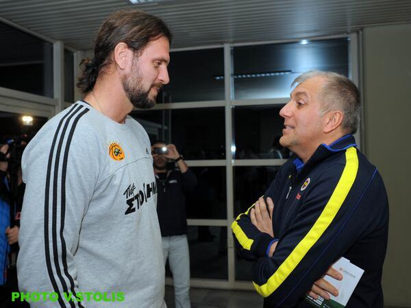 Οταν ο Ζέλικο συνάντησε τον Φραγκίσκο | tanea.gr
