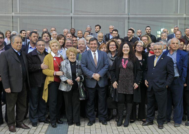 Ανανέωση κατά 50% στους υποψήφιους του συνδυασμού του Γιώργου Καμίνη | tanea.gr