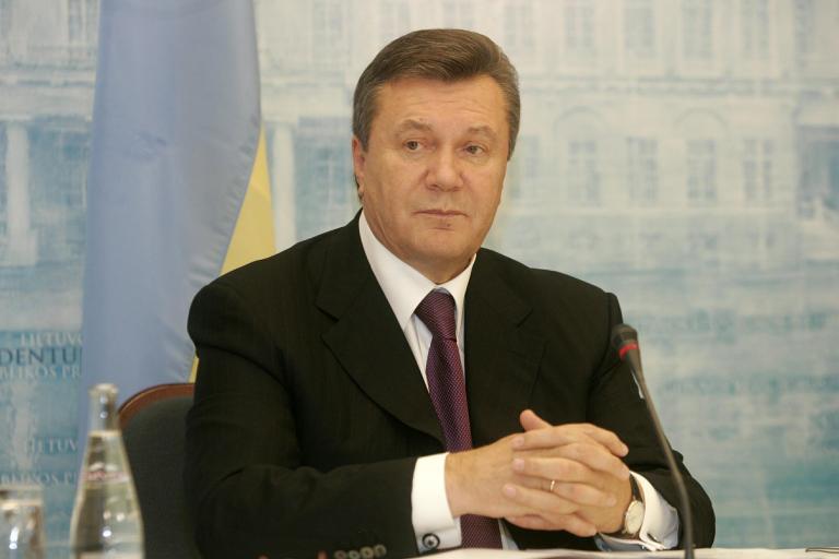 Αίτημα από την Ουκρανία για την έκδοση εντάλματος σύλληψης του Γιανουκόβιτς έλαβε η Ιντερπόλ | tanea.gr