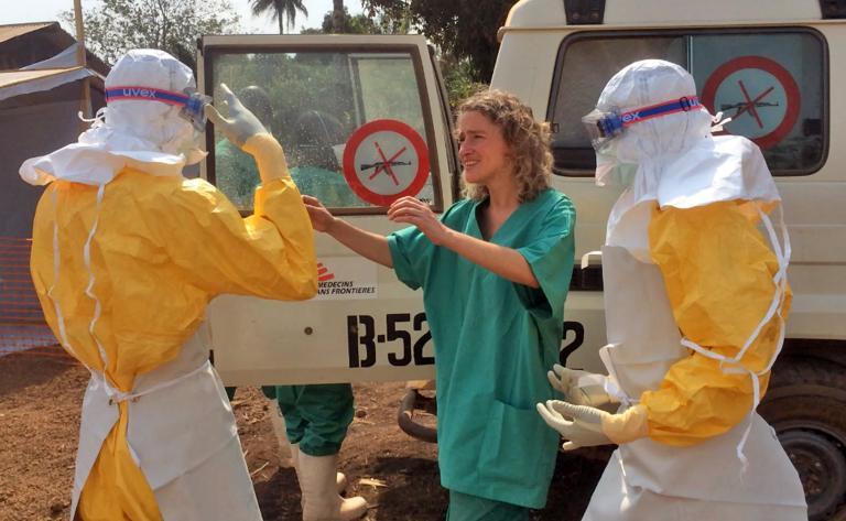 Στους 95 οι νεκροί από τον ιό Εμπολα στη Γουινέα | tanea.gr