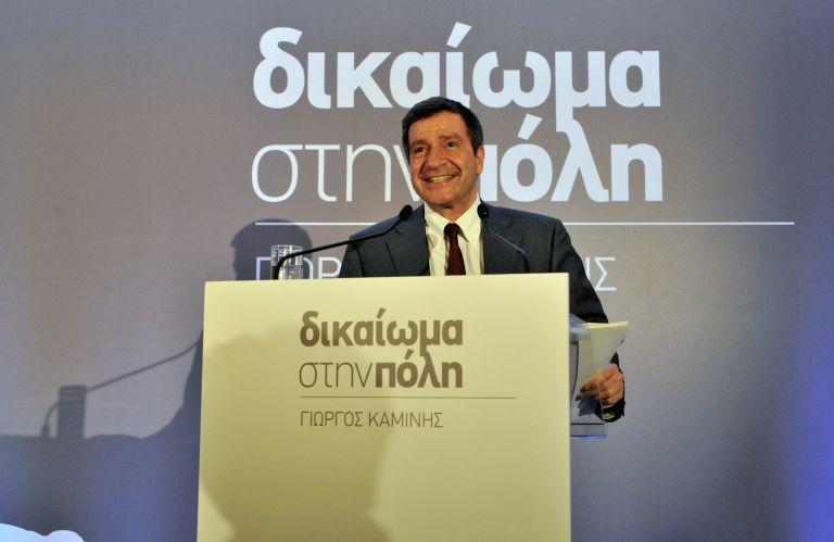 Προβάδισμα Καμίνη για τον Δήμο Αθηναίων σε νέα δημοσκόπηση | tanea.gr