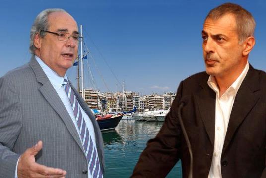 Ντέρμπι στον Πειραιά: Μιχαλολιάκος - Μώραλης παρουσιάζουν την ίδια ώρα τους υποψηφίους   tanea.gr