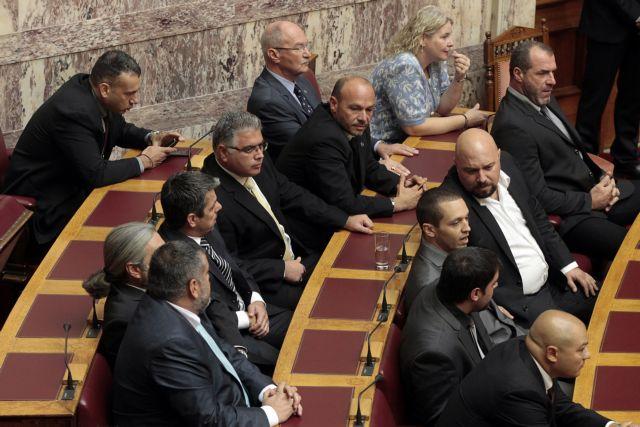 Στη Βουλή σήμερα οι προφυλακισμένοι Γερμενής – Μπούκουρας | tanea.gr