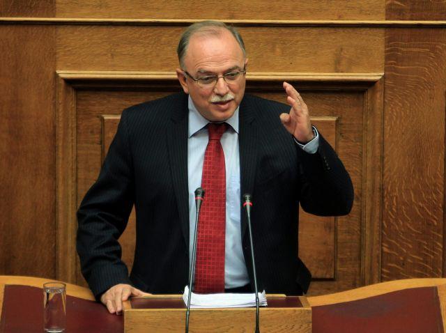 Παραιτήθηκε από βουλευτής ο Δημήτρης Παπαδημούλης | tanea.gr