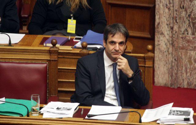 Μητσοτάκης: «Κανένα θέμα πρόωρων εκλογών - αναμενόμενα τα αποτελέσματα» | tanea.gr