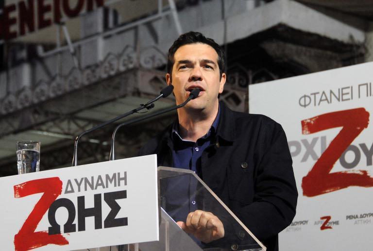 Απέρριψε η ΝΔ την πρόταση του Αλέξη Τσίπρα για δύο ντιμπέιτ με τον Αντώνη Σαμαρά | tanea.gr