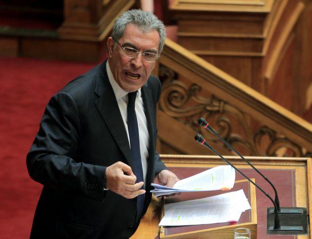 Ανεξαρτητοποιήθηκε ο βουλευτής των ΑΝΕΛ Βασίλης Καπερνάρος | tanea.gr