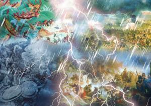 Πώς οι καιρικές συνθήκες καθόρισαν τη μοίρα της ανθρωπότητας