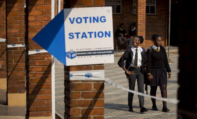 Νότια Αφρική: Ανοιξαν οι κάλπες για τις βουλευτικές εκλογές | tanea.gr