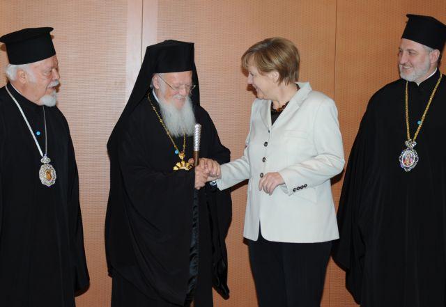 Οργισμένη αντίδραση της Μέρκελ στο ενδεχόμενο μετατροπής της Αγ. Σοφίας σε τέμενος | tanea.gr