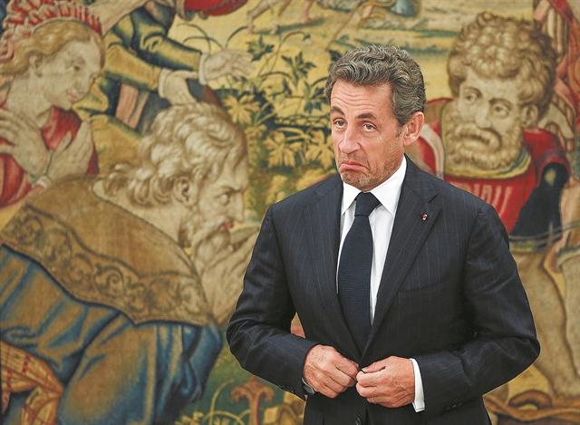 Η καταδίκη του Σαρκοζί αντιλαλεί για τον Τραμπ   tanea.gr