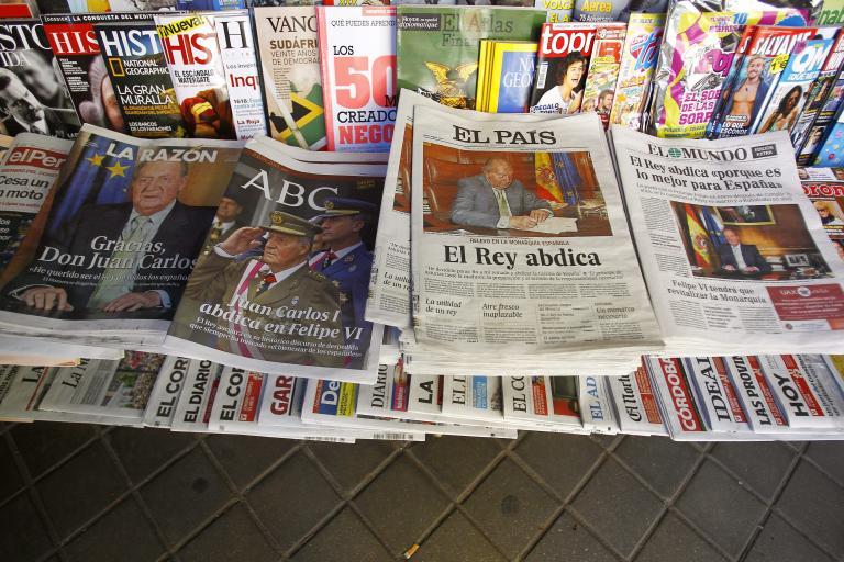 Τέλος εποχής στην Ισπανία: Παραιτήθηκε από τον θρόνο ο Χουάν Κάρλος | tanea.gr