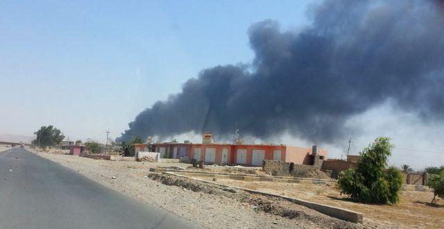 Ιράκ: Ισλαμιστές κατέλαβαν ένα παλιό εργοστάσιο χημικών όπλων   tanea.gr