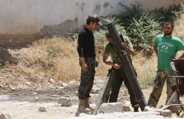 Ο Ομπάμα ζητά $500 εκατομμύρια για την ενίσχυση της συριακής αντιπολίτευσης | tanea.gr
