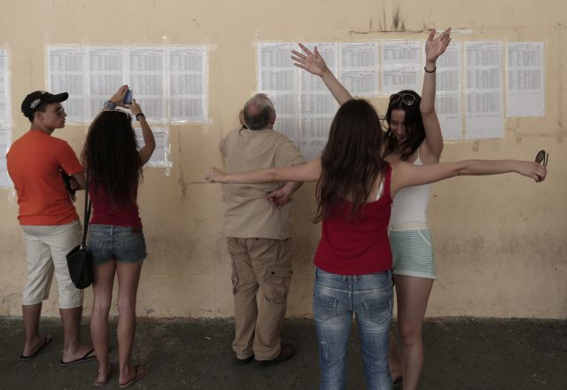 Πιο δύσκολη η εισαγωγή στις εύκολες σχολές! | tanea.gr
