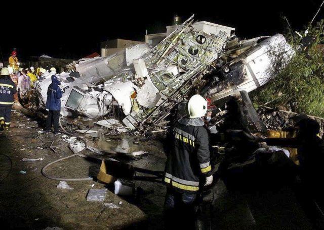 Αεροσκάφος συνετρίβη στην Ταϊβάν – 48 νεκροί και 10 τραυματίες | tanea.gr