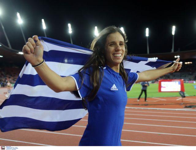 Στεφανίδη: «Θέλω να συνεχίσω να διασκεδάζω στην προπόνηση» | tanea.gr