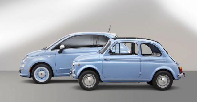 Fiat 500: Ειδική έκδοση με ρετρό «γονίδια» από το μοντέλο του 1957 | tanea.gr