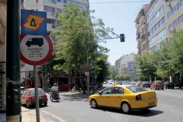 Επανέρχεται από Δευτέρα ο δακτύλιος - στα 200 ευρώ το πρόστιμο για τους παραβάτες | tanea.gr