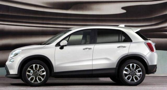 Fiat 500X: Το νέο SUV θα παρουσιαστεί τον Οκτώβριο στο Παρίσι | tanea.gr