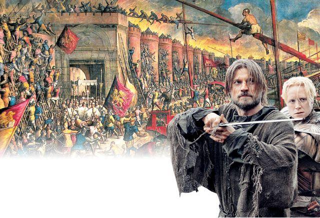 Μάικλ Ανγκολντ: Βυζάντιο, όπως λέμε «Game of thrones»! | tanea.gr
