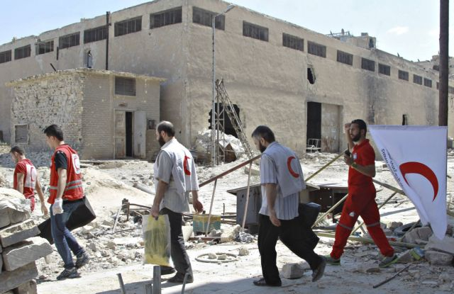 Συρία: Εκεχειρία συμφώνησαν τζιχαντιστές και μετριοπαθείς αντάρτες στη Δαμασκό | tanea.gr