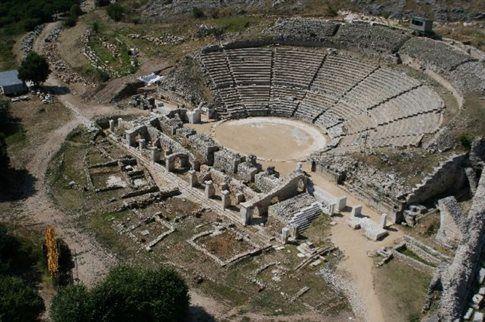 Υποψήφιος για τη λίστα της UNESCO o χώρος των Φιλίππων | tanea.gr