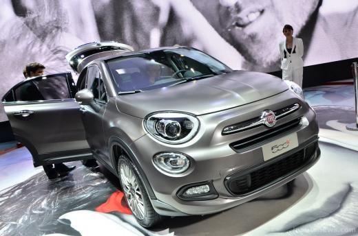 Σαλόνι Αυτοκινήτου Παρίσι: To νέο Fiat 500X αναμένεται στην χώρα μας το 2015 | tanea.gr
