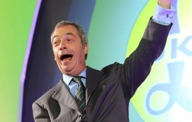 Δημοσκοπική εκτόξευση του ξενοφοβικού UKIP | tanea.gr