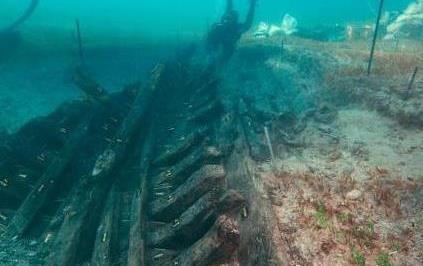 Υποβρύχια ανασκαφή σε ναυάγιο του 16ου αιώνα στο λιμάνι της Ζακύνθου | tanea.gr