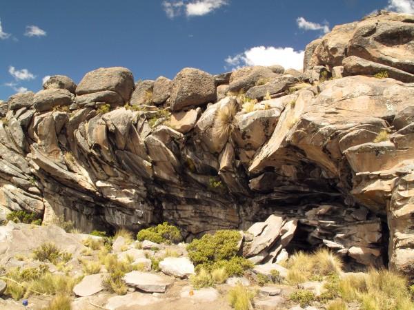 Οι άνθρωποι ζούσαν σε μεγάλα υψόμετρα από την εποχή των πάγων   tanea.gr