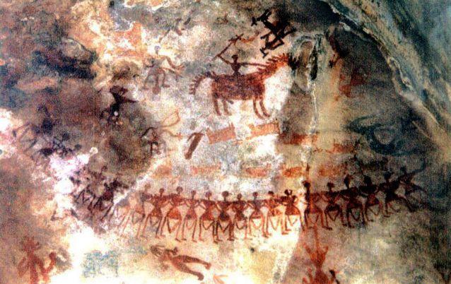 Ανακαλύφθηκαν βραχογραφίες 40.000 ετών - ξαναγράφουν την... προϊστορία της Τέχνης | tanea.gr