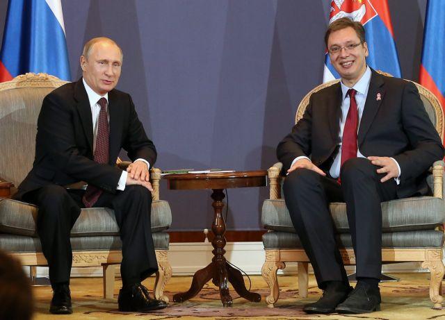 Μόσχα και Βελιγράδι συμφώνησαν για το φυσικό αέριο | tanea.gr