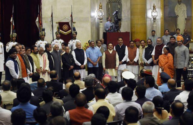 Σχεδόν το ένα τρίτο των ινδών υπουργών κατηγορείται για κάποιο έγκλημα | tanea.gr