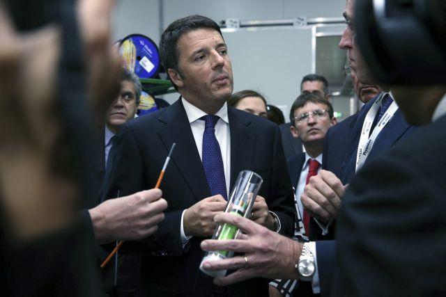 Ιταλία: Τα συνδικάτα κήρυξαν απεργία κατά της οικονομικής πολιτικής του Ρέντσι   tanea.gr