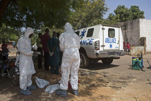 ΟΗΕ: Ο ιός Εμπολα εξαπλώνεται στη Σιέρα Λεόνε και στη Γουινέα   tanea.gr
