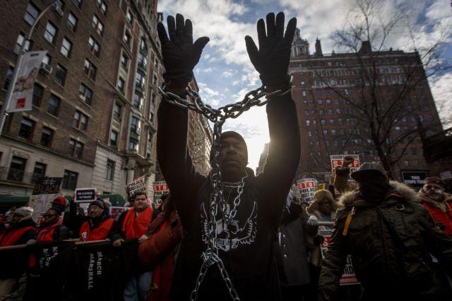 Μεγάλη πορεία στην Ουάσιγκτον κατά της αστυνομικής βίας σε Αφροαμερικανούς | tanea.gr