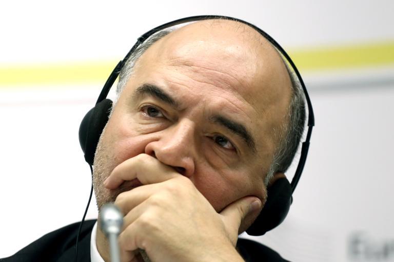Μοσκοβισί: «Δεν υπάρχει κίνδυνος εξόδου της Ελλάδας από την Ευρωζώνη» | tanea.gr
