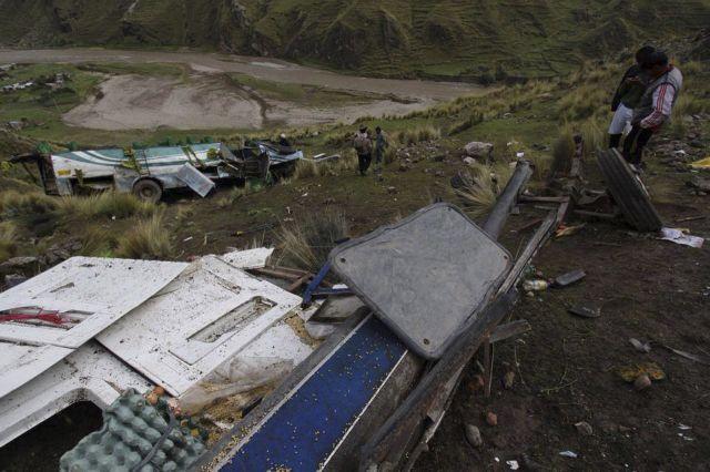 Βοσνία: Τρεις νεκροί και 13 τραυματίες από πτώση λεωφορείου σε χαράδρα | tanea.gr