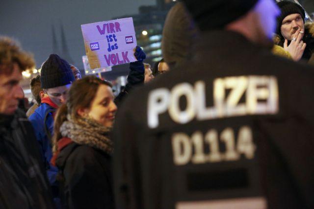 Έφοδοι στο Βερολίνο σε σπίτια υπόπτων για σχέση με ισλαμιστικά δίκτυα | tanea.gr